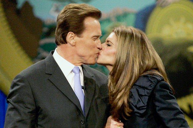 L'acteur et ancien gouverneur de la Californie Arnold... (AFP)