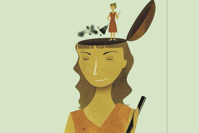Tenez-vous bien. Loin d'être une tâche, une corvée ou un mal nécessaire, le... (Illustration: Véronica Pérez-Tejeda, La Presse)
