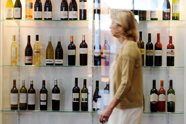 Bordeaux ouverture du salon vinexpo chantal valery en for Salon vin bordeaux