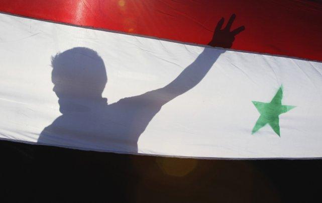 Les opposants au régime syrien n'ont pas l'OTAN... (PHOTO: MAJED JABER, REUTERS)