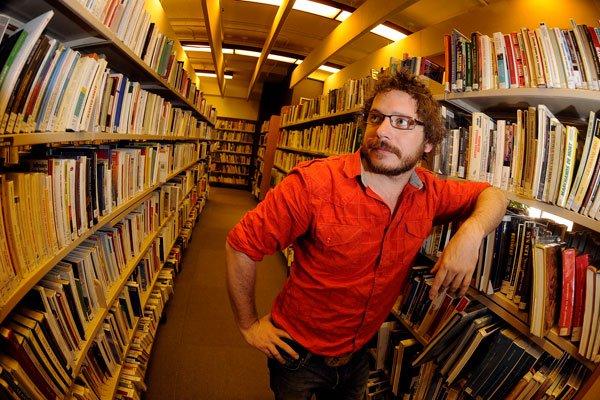 Le temps où les bibliothèques étaient des lieux rigides, où le simple  fait de... (Archives, LaPresse)