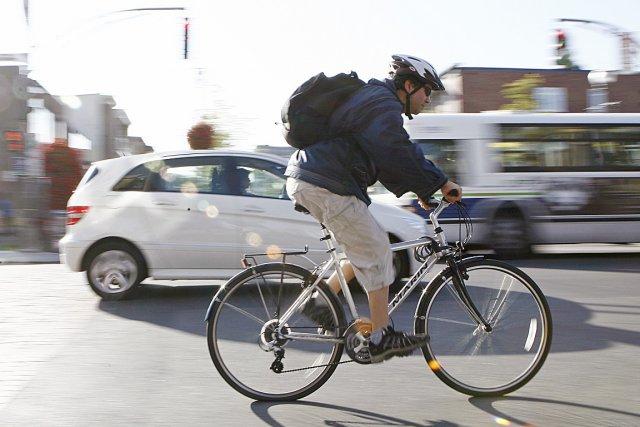 Le Québec compte 500 000 cyclistes de plus... (Photothèque Le Soleil, Yan Doublet)