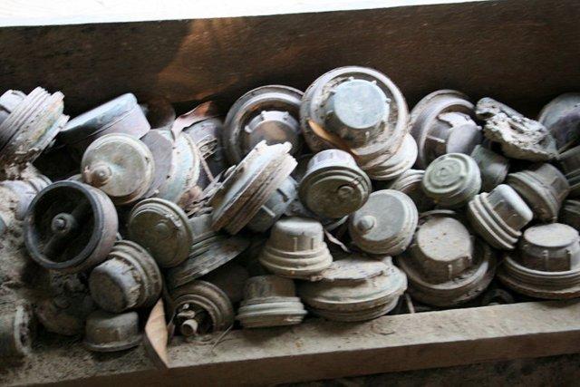 Malheureusement, certains gouvernements utilisent encore les mines antipersonnel.... (Photo extrait de Wikipédia)