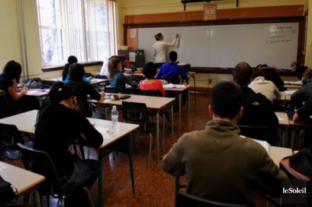 Le gouvernement Marois souhaite implanter un nouveau cours d'histoire... (Photothèque Le Soleil)