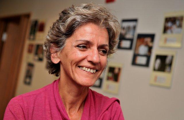 Linda Maziade, directrice générale duFonds d'emprunt Québec.... (Le Soleil, Patrice Laroche)