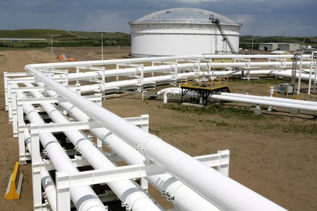 Le projet Énergie Est est non seulement le... (Photo: Larry MacDougal, Archives PC)