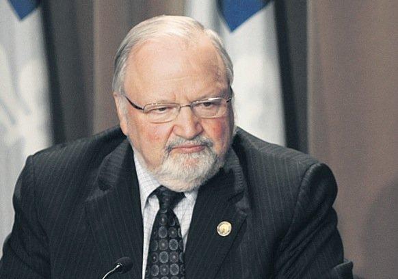 Le  député de Beauce-Nord, Janvier Grondin... (Photothèque Le Soleil)