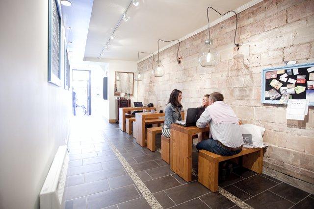 Chez Flocon Espresso, on sait bien préparer le... (Photo: Marco Campanozzi, La Presse)