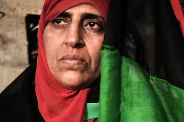 Les femmes «auront leur place» en Libye, a assuré vendredi à Washington  le... (Photo: AFP)