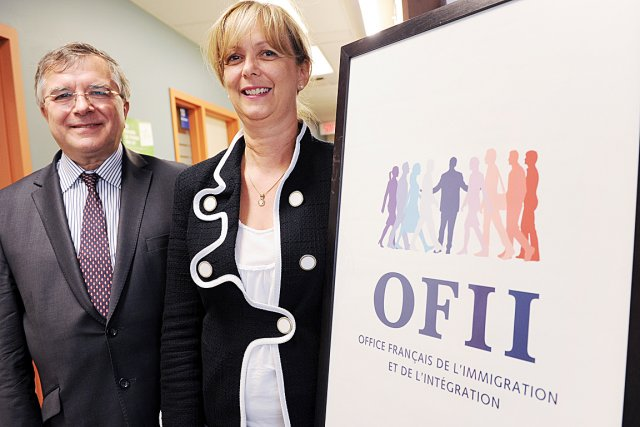 Un front commun pour l 39 emploi gilbert leduc soci t - Office francais de l immigration et de l integration paris ...