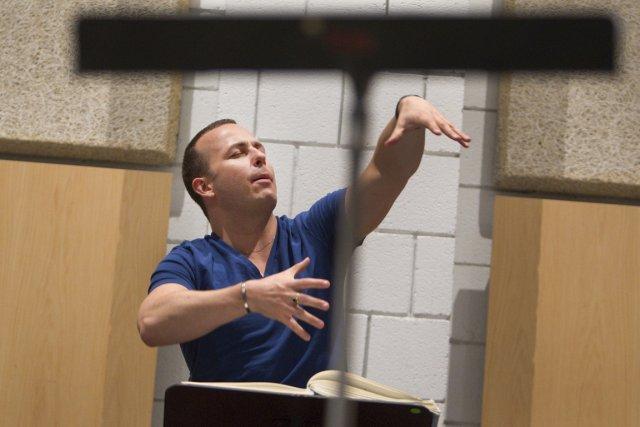 À l'opéra comme au concert, Yannick Nézet-Séguin mène,... (Photo: Ivanoh Demers, Archives La Presse)