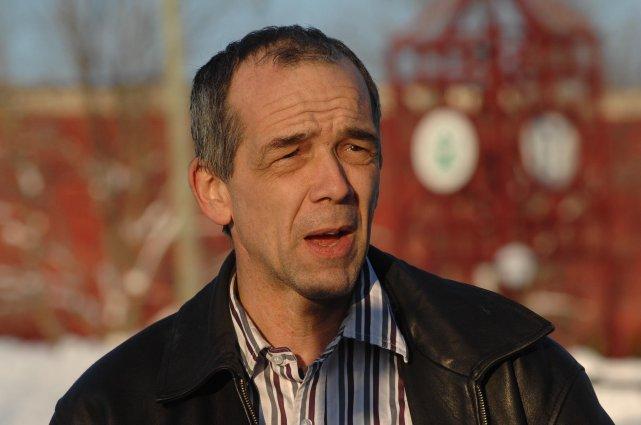 Serge Fortier, porte-parole du Comité de vigilance sur... (Photo: Ève Guillemette)