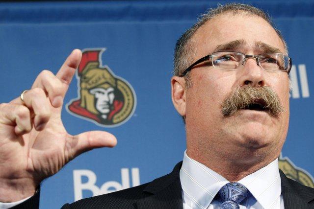 Les Sénateurs d'Ottawa ont confirmé la nomination de... (Photo: Reuters)