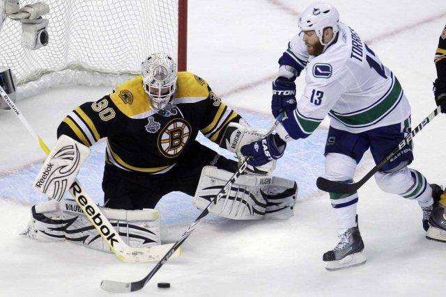 Assister au septième match de la finale de la Coupe Stanley ou s'acheter une... (Photo Associated Press)
