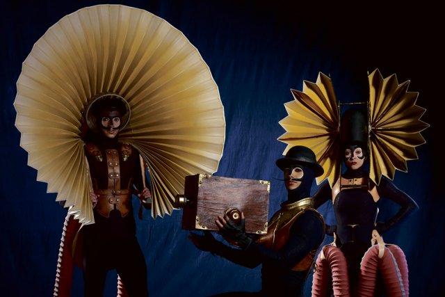 Le week-end dernier, le Cirque du Soleil a... (Photo fournie par le Cirque du Soleil)