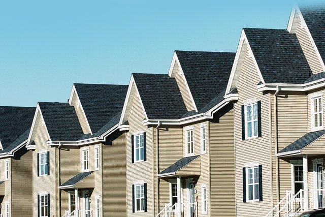 maisons en rang e vivre coll s coll s laurie richard habitation. Black Bedroom Furniture Sets. Home Design Ideas