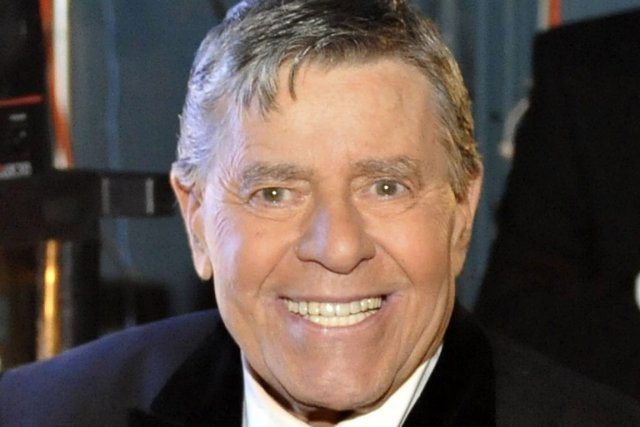 L'acteur Jerry Lewis est âgé de 86 ans.... (Photo AP)