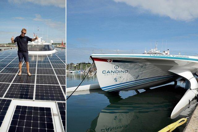 le tour du monde en bateau solaire nergies vertes. Black Bedroom Furniture Sets. Home Design Ideas