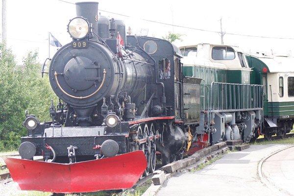 Quand le Train à vapeur Hull-Chelsea-Wakefield reprendra les... (Etienne Ranger, LeDroit)