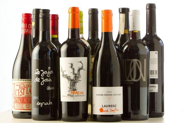 Vous avez déjà choisi un vin parce qu'il avait une belle étiquette? Ce  n'est... (Photo: Hugo-Sébastien Aubert, La Presse)