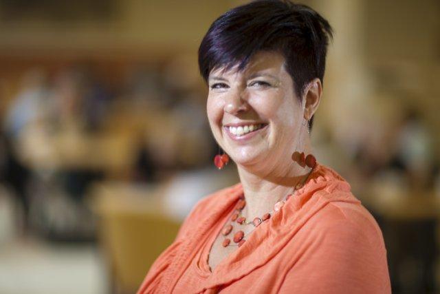 Lucie Tremblay, directrice des soins infirmiers au Centre... (Photo: André Pichette, La Presse)