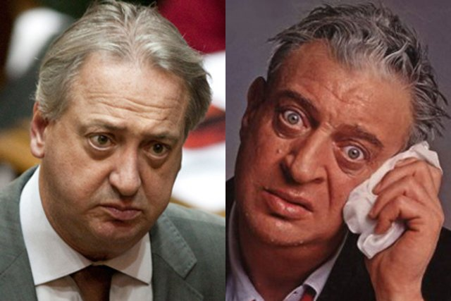 Claude Dauphin - Rodney Dangerfield...