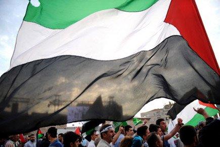 La diplomate palestinienne responsable des relations avec Ottawa... (Photo: AFP)
