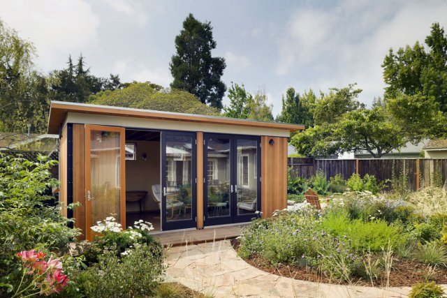 Le cabanon nouvel espace de vie lucie lavigne maisons for Homes with in law units