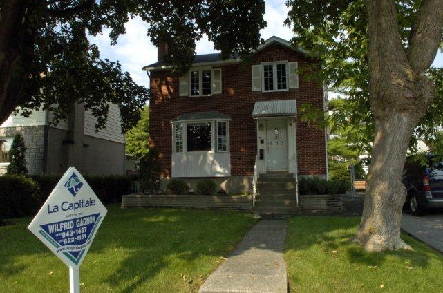Le prix des propriétés a tellement augmenté ces dernières années - 150 % à... (Photo Rémi Lemée, archives LaPresse)