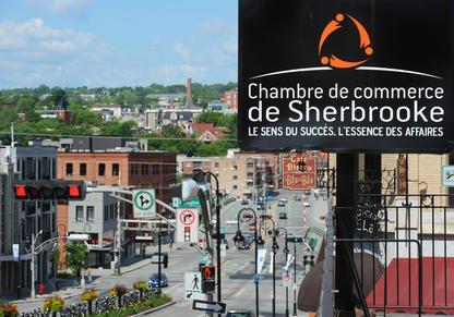 Fusion des chambres de commerce un commer ant r clame une for Chambre de commerce de sherbrooke