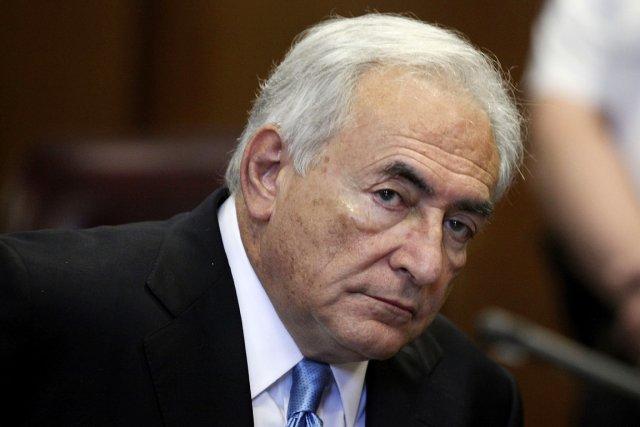 Pour DSK, maîtriser et contraindre sa victime pouvait... (Photo: archives AFP)