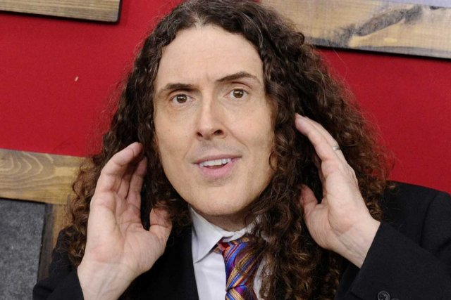 Weird Al Yankovic... (Photo Associated Press)