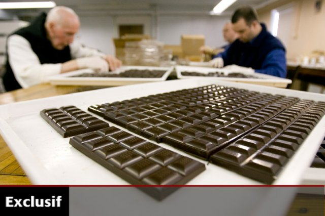 Selon des chercheurs de l'Université Laval, le chocolat... (Photo: André Tremblay, La Presse)