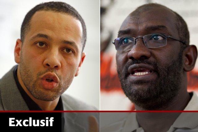 Adil Charkaoui et Abousfian Abdelrazik auraient comploté pour... (Photo: Archives La Presse et PC)
