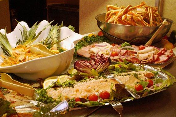 une cuisine d'inspiration française et des produits du terroir