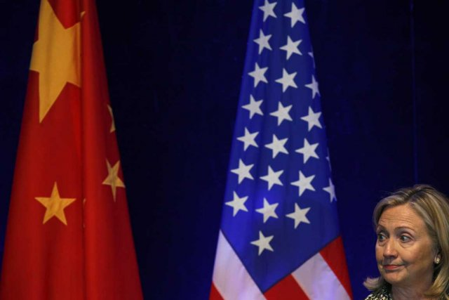 Syrie clinton appelle la chine la russie et l 39 inde for Chambre commerce hong kong