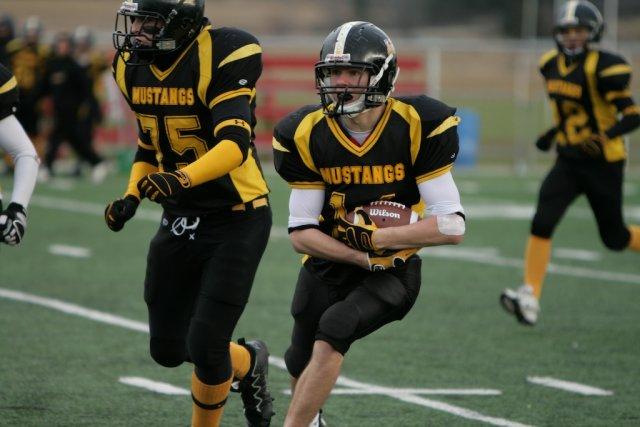Les camps des formations de football cadet et juvénile des Mustangs de... (Le Quotidien, Archives)