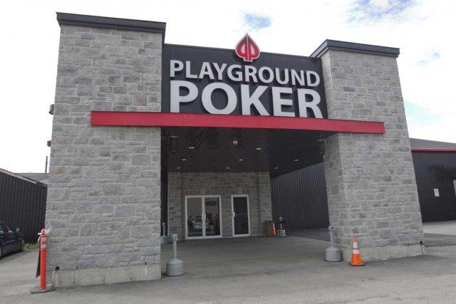 Oslo poker club