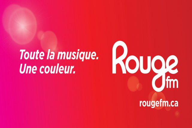 La station de radio Rock Détente devient Rouge... (Photo: Astral Média)
