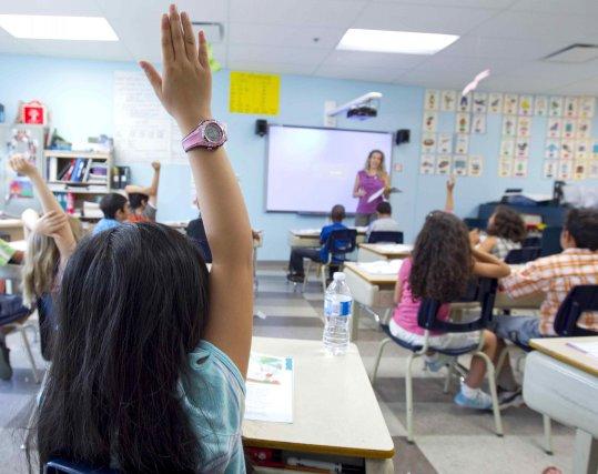 Comment est-ce possible qu'une enseignante originaire du Lac-Saint-Jean... (PHOTO: ALAIN ROBERGE, ARCHIVES LA PRESSE)