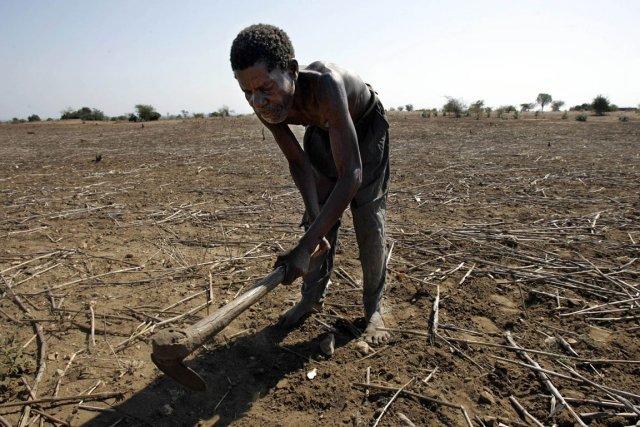 Les signes de réchauffement de la planète sont... (Photo: AFP)