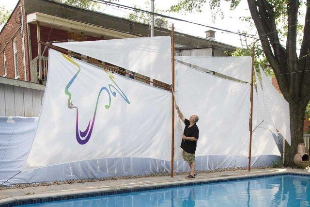 Stunning Ecran De Jardin Blooma Contemporary - Design Trends 2017 ...