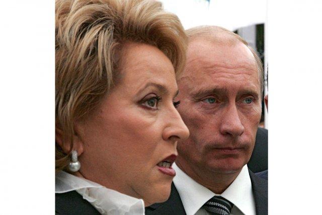 Russie: vaste subterfuge électoral pour Valentina ...