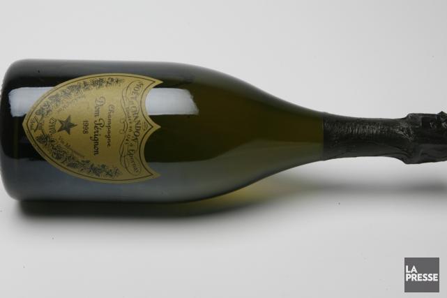 Les vendanges en Champagne, dans le nord-est de la France, touchent à leur fin,... (Archives La Presse, François Roy)