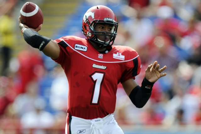 Henry Burris... (Photo: Reuters)