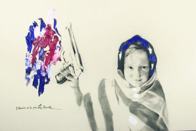 L'artiste Marc Séguin a créé la couverture d'un... (Illustration: Marc Séguin)