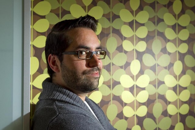 Prof de littérature et de cinéma, amateur de... (Photo: Alain Roberge, La Presse)
