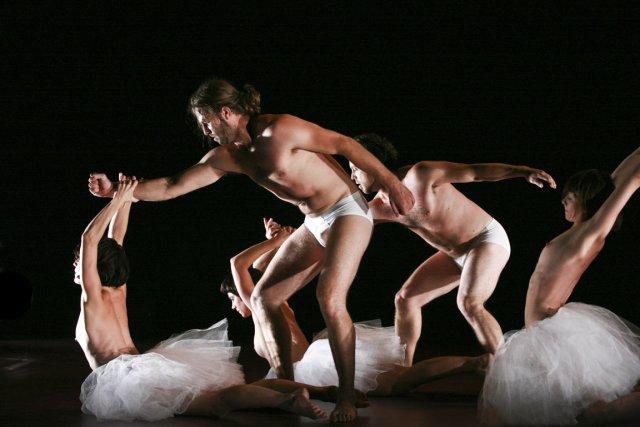 Complexe des genres est un sextet pour trois... (Photo fournie par le Théâtre La chapelle)