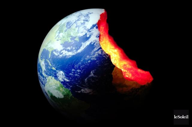 La connaissance du noyau terrestre contribue à celle... (Photothèque Le Soleil)