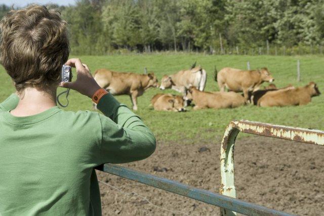 Portes ouvertes sur les fermes du Qu bec UPA